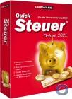 Lexware QuickSteuer Deluxe 2021 | für die Steuererklärung 2020 | Minibox
