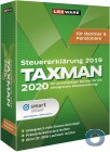 Lexware Taxman 2020 für Rentner und Pensionäre | Minibox | Steuererklärung 2019