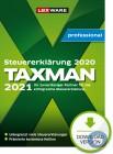 Lexware Taxman professional 2021 3-Platz Lizenz | Download | Steuererklärung 2020