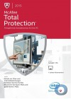McAfee Total Protection 2015 3 PCs 1 Jahr