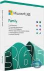 Microsoft  365 Family | 1 Jahres-Lizenz | 6 Benutzer | Box-Pack