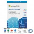 Microsoft 365 Business Standard| 1 Jahr Abonnement | Download | 5 PCs/Macs, 5 Tablets & 5 Mobile