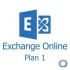 Microsoft Exchange Online Plan 1 | 1 Jahr Abonnement | Open Lizenz