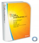 Microsoft Office Small Business 2007 | CD Retail Box | Deutsch