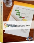 Microsoft Project 2003 Standard | CD Version | Deutsch