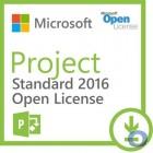 Microsoft Project Standard 2016 Open Lizenz