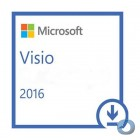 Microsoft Visio Standard 2016 / Open Lizenz