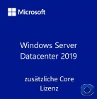 Microsoft Windows Server Datacenter 2019 | 2 Core | Add License | OEM | Deutsch