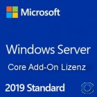 Microsoft Windows Server Standard 2019 | Add-On Lizenz für 2 Core