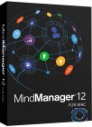 Mindjet MindManager 12 für Mac | 1 Jahr Abonnement | Download