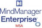 Mindjet MindManager Enterprise MSA   1 Jahres Abonnement   für Behörden