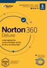 Norton 360 Deluxe | 5 Geräte | 1 Jahr Schutz | 50 GB | Abo