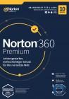 Norton 360 Premium | 10 Geräte | 1 Jahr Schutz | 75 GB | Abo