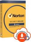 Norton Security Deluxe | 5 Geräte | 2 Jahre | Download
