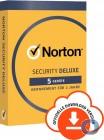 Norton Security Deluxe | 5 Geräte | 3 Jahre | Download