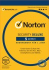 Norton Security Deluxe 5 Ger�te / 1 Jahr / Download