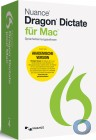 Nuance Dragon Dictate f�r Mac v4 Download Akademische Version