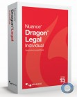 Nuance Dragon Legal Individual 15 | DVD Version