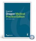 Nuance Dragon Medical Practice Edition 4.3 Vollversion Dauerlizenz   Staffel 51 +