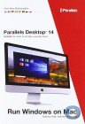 Parallels Desktop 14 für MAC Standard Edition | 1 PC | 1 Jahr | Download Version