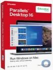 Parallels Desktop 16 für MAC Standard Edition | Abo für 1 Jahr | Retail Box | Schulversion