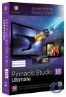 Pinnacle Studio 18.5 Ultimate / Download Version / ML / Aktion