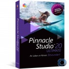 Pinnacle Studio 20 Ultimate / DVD / Upgrade