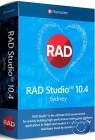 RAD Studio 10.4 Sydney Enterprise + 1 Jahr Update Subscription| 1 Named User | Bogo-Promo