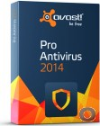 avast! Pro Antivirus 2014 5 PCs 2 Jahre Download