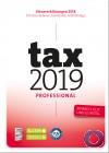 tax 2019 Professional | für die Steuererklärung 2018 | Download